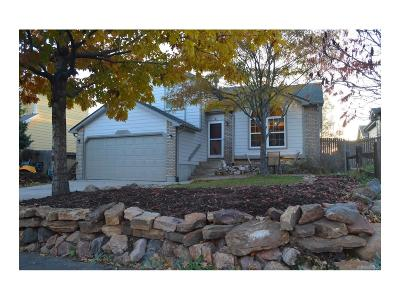 Briargate Single Family Home Under Contract: 8258 Turkey Run Drive