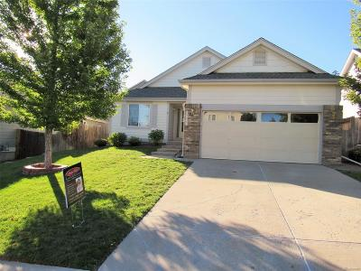 Aurora Single Family Home Active: 5964 South Wenatchee Street