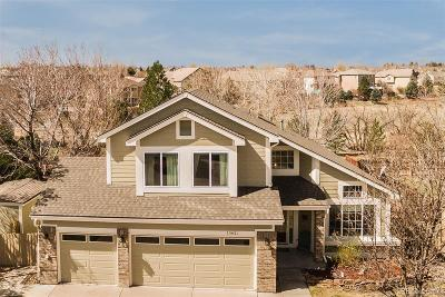 Parker Single Family Home Under Contract: 10621 Sedgwick Way