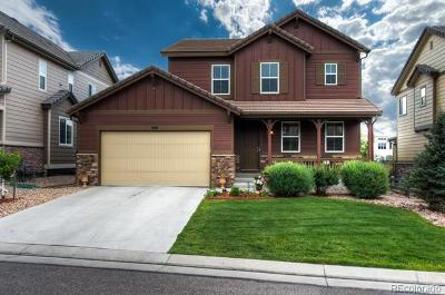 Highlands Ranch Single Family Home Active: 658 Meadowleaf Lane
