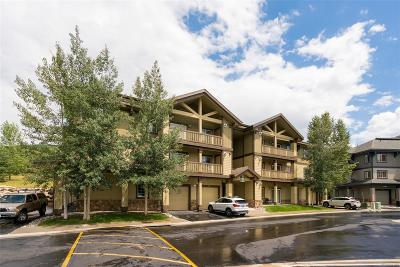 Steamboat Springs Condo/Townhouse Active: 3315 Columbine Drive #1305