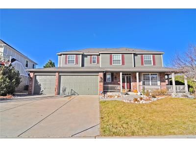 Highlands Ranch Single Family Home Under Contract: 10173 Briargrove Way