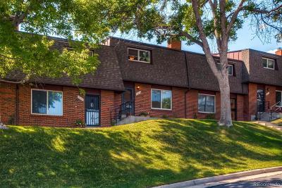 Golden Condo/Townhouse Under Contract: 14684 West Ellsworth Avenue