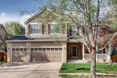 Littleton Single Family Home Under Contract: 6189 West Cross Place