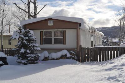 Routt County Single Family Home Active: 2900 West Acres Drive #20