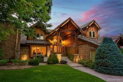 Centennial Single Family Home Active: 6301 South Olathe Street
