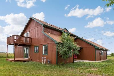 Larimer County Single Family Home Active: 3108 Sunrise Drive