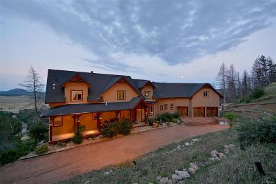 Larkspur CO Single Family Home Active: $1,700,000