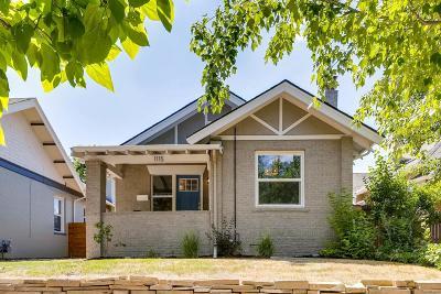 Denver Single Family Home Active: 1115 Madison Street