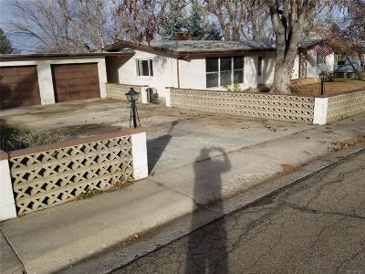 Longmont Single Family Home Under Contract: 18 Sunset Circle