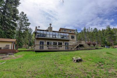 Evergreen Single Family Home Under Contract: 8280 Grizzly Way