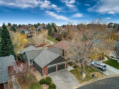 Centennial Single Family Home Active: 8006 South Newport Court