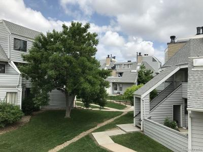 Aurora Condo/Townhouse Active: 17074 East Tennessee Drive #105