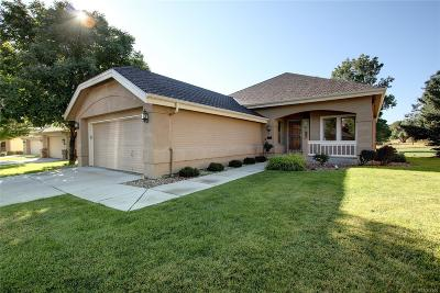 Single Family Home Under Contract: 15896 Double Eagle Drive