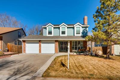 Westminster Single Family Home Active: 3549 Northpark Drive