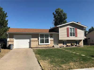 Platteville Single Family Home Under Contract: 604 Olive Lane