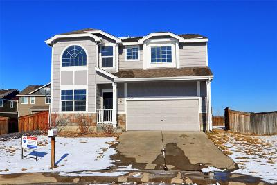 Commerce City Single Family Home Under Contract: 11239 Lansing Circle