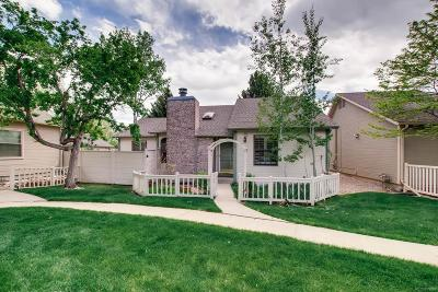 Longmont Single Family Home Active: 3115 Lake Park Way