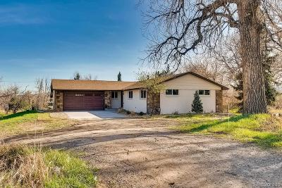 Evergreen, Arvada, Golden Single Family Home Active: 14290 West 54th Avenue
