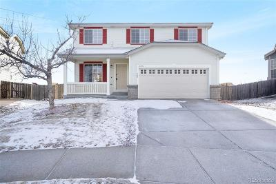 Denver Single Family Home Active: 15290 East 50th Way