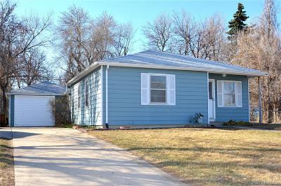 Denver Single Family Home Under Contract: 2053 South Julian Circle
