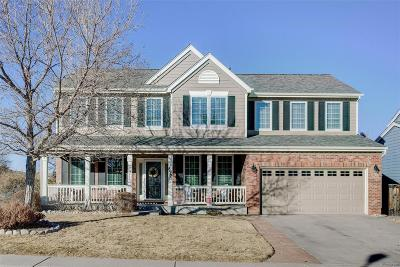 Highlands Ranch Single Family Home Active: 8985 Miners Street