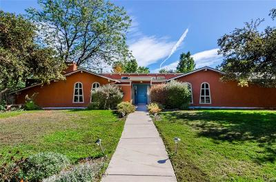 Golden Single Family Home Active: 3080 Gardenia Street
