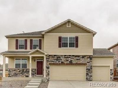 Thornton Single Family Home Active: 15501 Quince Circle