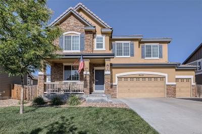 Commerce City Single Family Home Active: 9678 Olathe Street