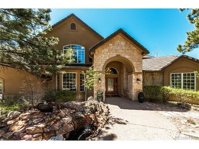 Castle Pines Single Family Home Active: 1253 Havenwood Way