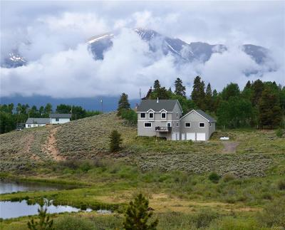 Leadville Single Family Home Active: 101 Chuckar Road