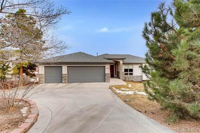 Arvada Single Family Home Active: 8570 West 68th Avenue