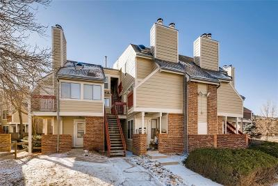 Aurora Condo/Townhouse Under Contract: 920 South Dawson Way #11