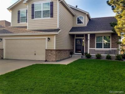 Castle Pines North Single Family Home Active: 8194 Briar Ridge Drive