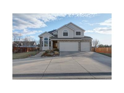 Arvada Single Family Home Under Contract: 12726 West 83rd Drive