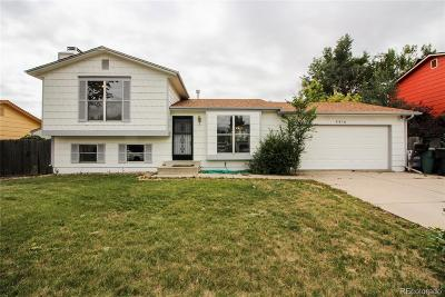 Thornton Single Family Home Active: 4416 East 93rd Place