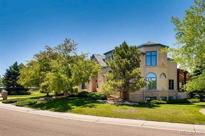 Highlands Ranch Single Family Home Active: 26 Red Tail Drive