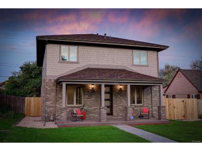 East Colfax, Montclair Single Family Home Active: 842 Poplar Street