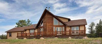 Westcliffe Single Family Home Active: 2100 County Road 310