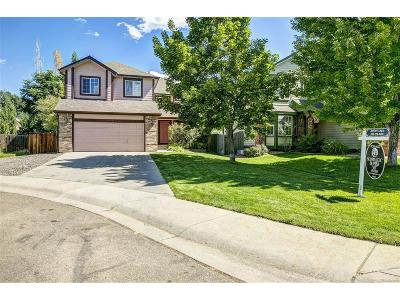 Firestone Single Family Home Under Contract: 6810 Summerset Avenue