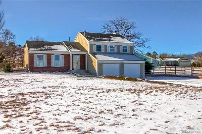 Arvada Single Family Home Under Contract: 12654 West 87th Avenue