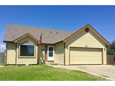 Fort Lupton Single Family Home Active: 511 Rollie Avenue