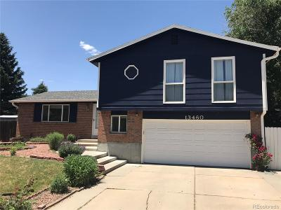 Arvada Single Family Home Active: 13460 West 73rd Avenue