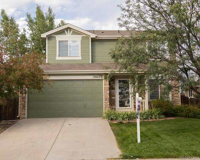 Aurora CO Single Family Home Active: $365,000