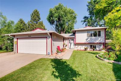 Evans Single Family Home Under Contract: 3605 Marigold Court