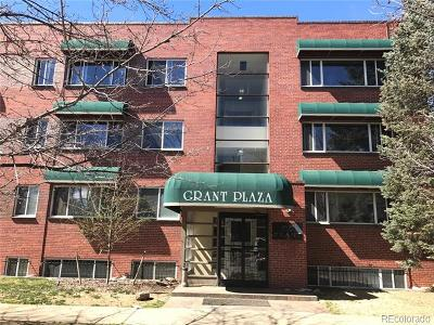 Denver Condo/Townhouse Active: 85 North Grant Street #6
