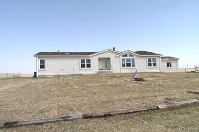 Single Family Home Active: 27791 Private Road 139