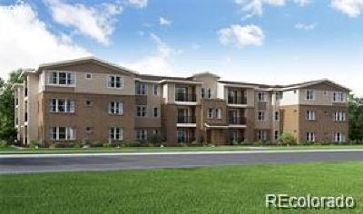 Arvada Condo/Townhouse Active: 15295 West 64th Lane #204