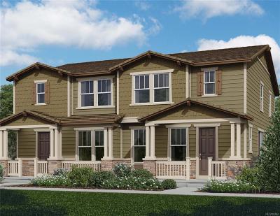 Castle Rock Condo/Townhouse Under Contract: 2811 Summer Day Avenue