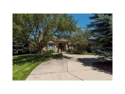 Single Family Home Sold: 4601 South Columbine Court